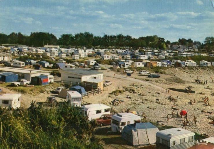 Dinard plage de port blanc amis des chemins de ronde d 39 ille et vilaine - Camping le port blanc dinard ...